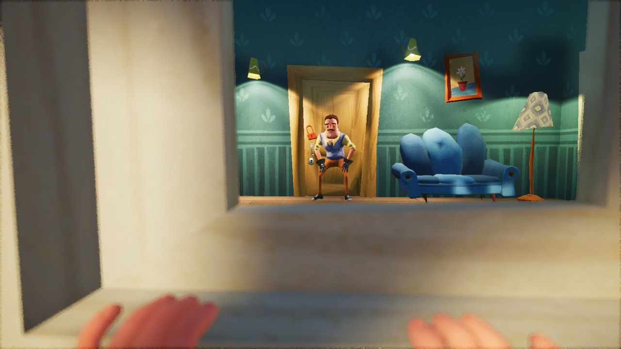 Hello Neighbor Review - Xbox Tavern