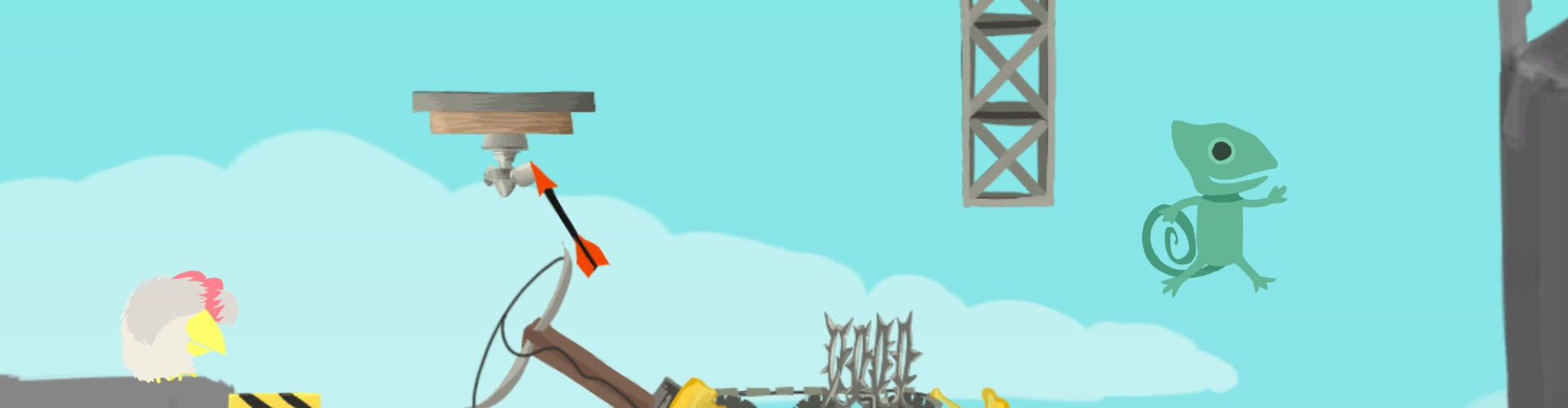Ultimate Chicken Horse Review - Xbox Tavern