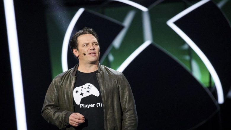 E3 Phil Spencer