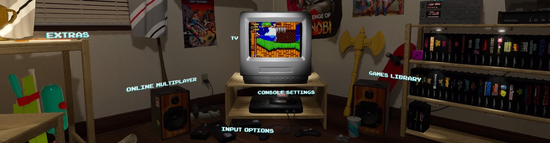 SEGA Mega Drive Classics Review - Xbox Tavern