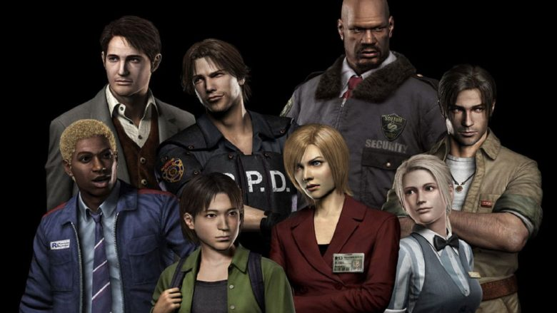 could a new resident evil outbreak break the resident evil co op curse