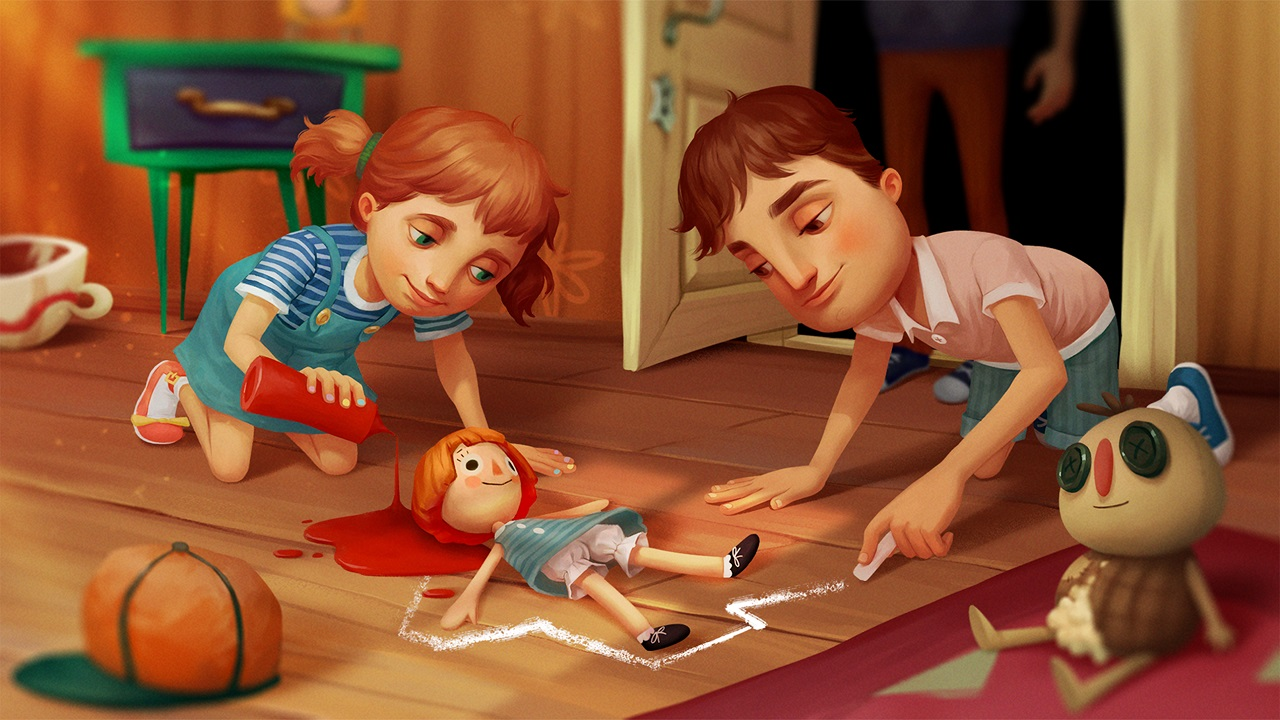 Hi Neighbor Mind If I Take Your Picture >> Hello Neighbor Hide Seek Review Xbox Tavern